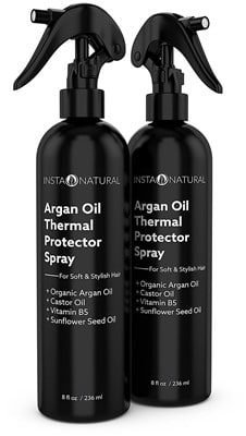 Best Heat Styling Products For Fine Hair Entrancing 5 Best Heat Protection Spray For Fine Hair Updt2017  Caffehair