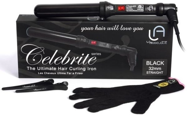 Le Angelique - best curling wand for loose curls