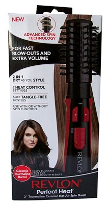 Revlon Perfect Heat - best hot air styler for volume