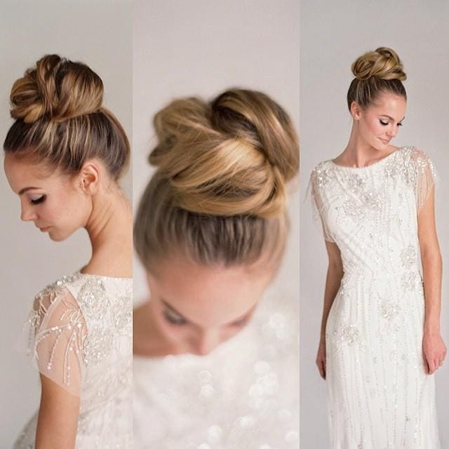 25 Updo Wedding Hairstyles Caffehair